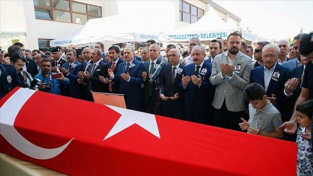 CHP Denizli Milletvekili toprağa verildi