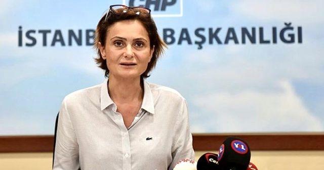 CHP İstanbul İl Başkanı Kaftancıoğlu'nun yargılanmasına başlandı