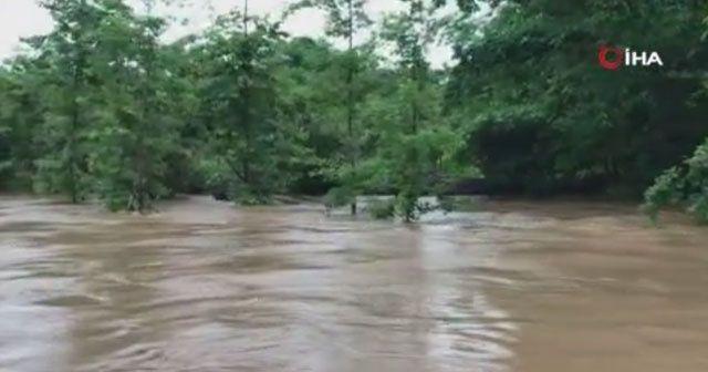 Çin'de aşırı yağışlar: 7 ölü, 3 yaralı