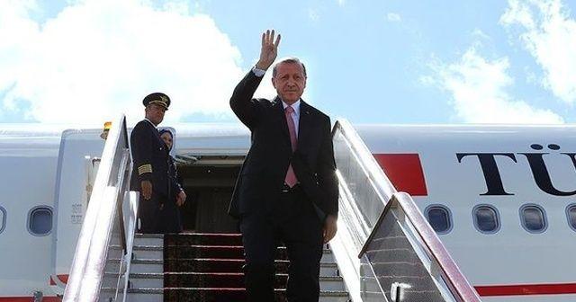 Cumhurbaşkanı Erdoğan 14-15 Haziran'da Tacikistan'a gidecek