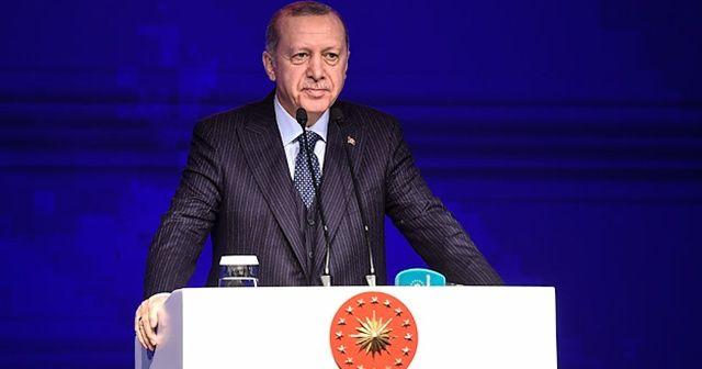 Cumhurbaşkanı Erdoğan: ABD, yaptırım uygularsa karşı yaptırım uygularız