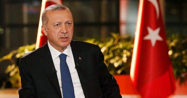 Cumhurbaşkanı Erdoğan'dan 'İzlanda' açıklaması