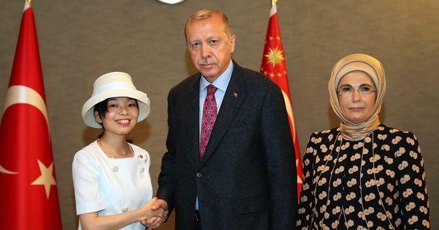Cumhurbaşkanı Erdoğan, Japonya'da