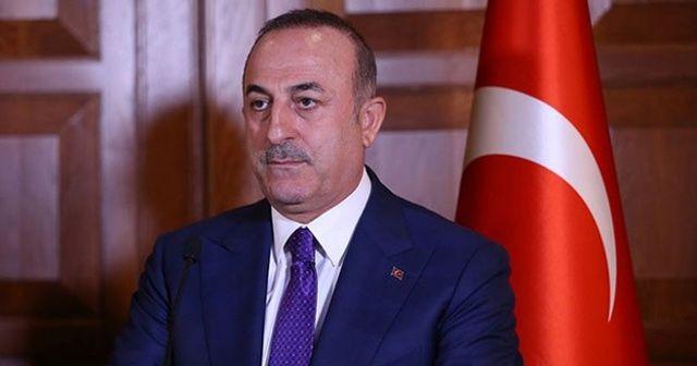 Dışişleri Bakanı Çavuşoğlu Emre Belözoğlu ile telefonda görüştü