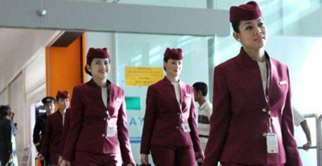 Dünyaca ünlü şirket Türkiye'de kabin görevlisi arıyor