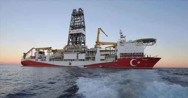 Enerji ve Tabii Kaynaklar Bakanı Dönmez: Fatih sondaj gemisinin faaliyetleri devam ediyor