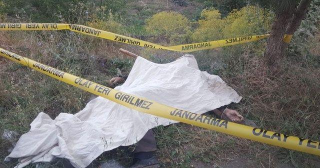 Gece tarlasını sulamaya giden adam sabah ölü bulundu