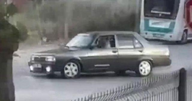 Görüntüleri kaydedip sosyal medyada paylaştılar, 'Drift' yapan sürücülere ceza yağdı