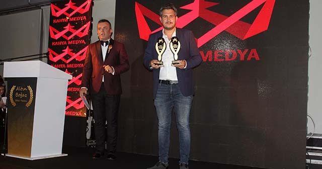 İhlas Medya Grubuna Altın Bosphorus Ödülleri'nde 3 ödül birden