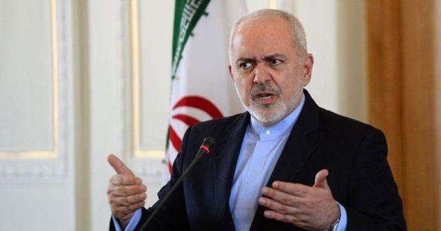 """İran Dışişleri Bakanı Zarif: """"Biz teröristler ile görüşmeyiz"""""""