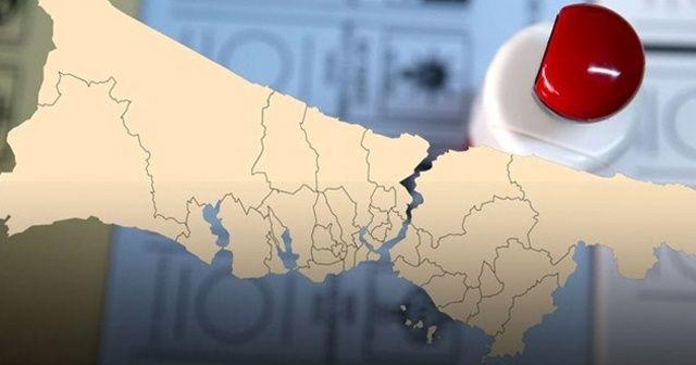 İstanbul ilçe seçim sonuçları kesin sonuç! İstanbul tüm ilçe seçim sonuçları Binali Yıldırım mı İmamoğlu mu kazandı?
