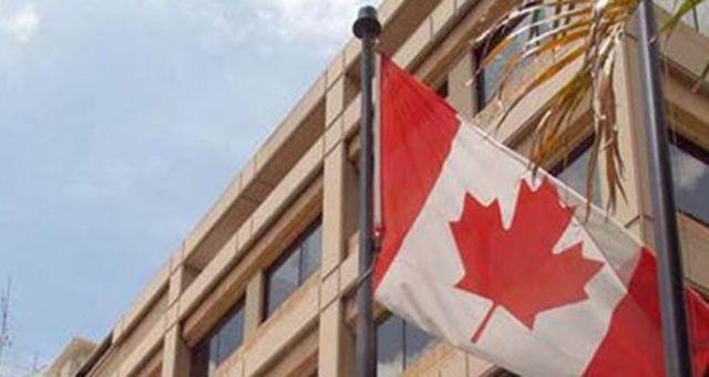 Kanada Venezuela'daki elçiliğini geçici olarak kapattı