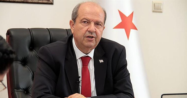 KKTC Başbakanı Tatar, AB ülkelerinin sondaj açıklamasını kınadı