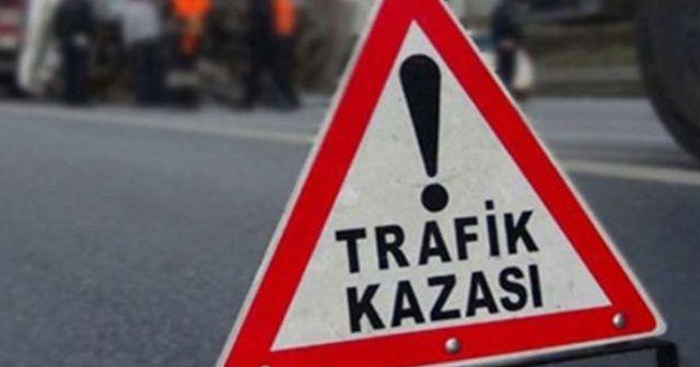 Kocaeli'de otomobil ile tır çarpıştı: 7 yaralı