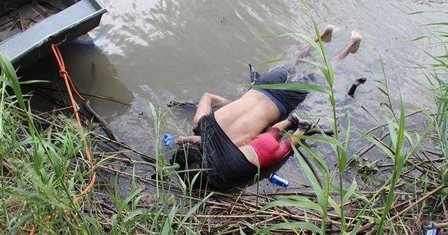 Meksika-ABD sınırındaki dram Aylan bebeği hatırlattı