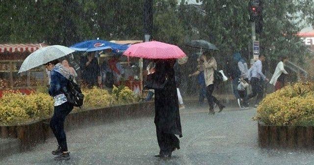 Meteorolojiden Bolu için kuvvetli yağış uyarısı