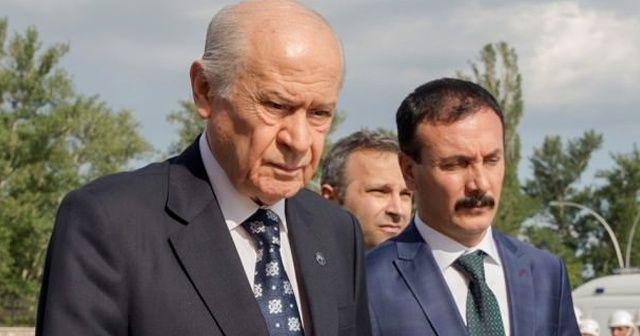 MHP'den İstanbul kararı!