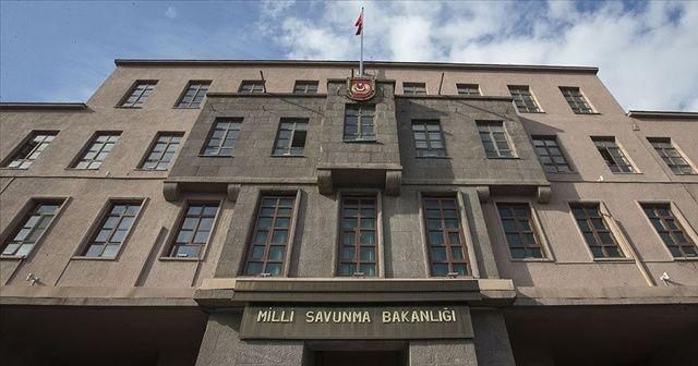 Milli Savunma Bakanlığından 'yakışıksız sözler'e suç duyurusu