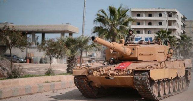 MSB:'Afrin'de 10 terörist etkisiz hale getirilmiştir'