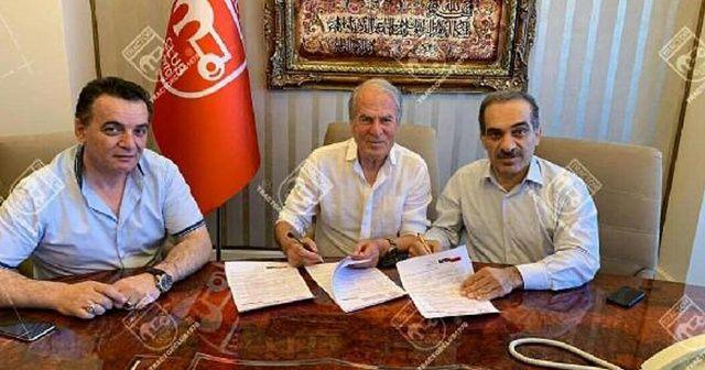 Mustafa Denizli, İran'a geri döndü
