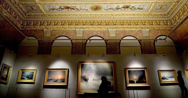 Müze ve ören yerlerinden bayram rekorları