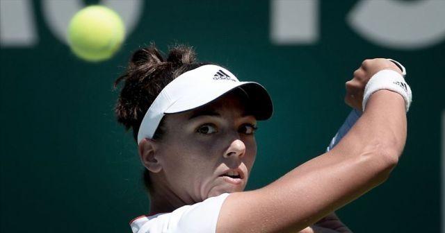 Pemra Özgen Wimbledon'a galibiyetle başladı