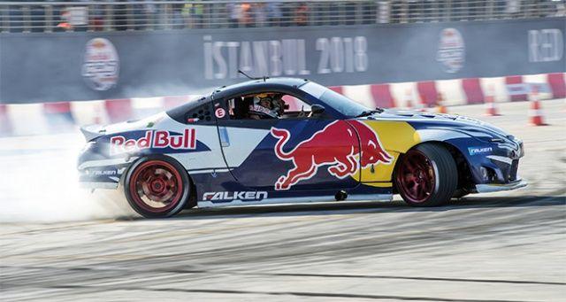 Red Bull Car Park Drift finali 30 Haziran'da İstanbul'da