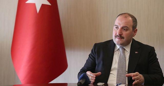 Sanayi ve Teknoloji Bakanı Varank: Partiler ve adaylar hala AA'yı referans alıyor