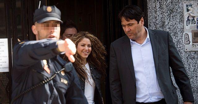 Shakira, vergi kaçırma iddiasıyla hakim karşısına çıktı