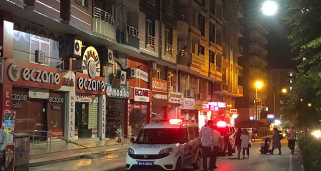 Siirt'te 4'üncü kattan düşen çocuk hayatını kaybetti