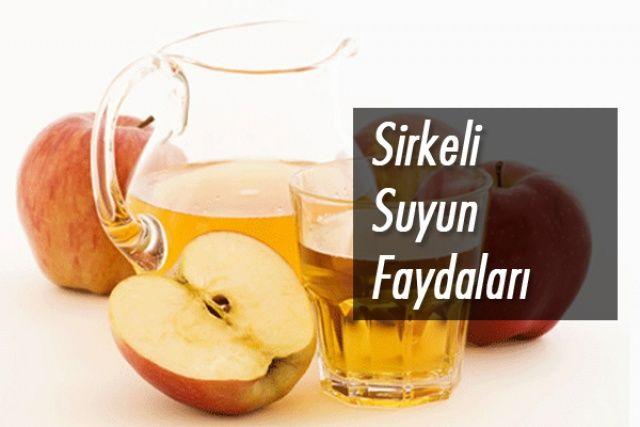 Sirkeli Suyun Faydaları Nelerdir? / Elma ve Üzüm Sirkesinin Faydaları ve Zararları