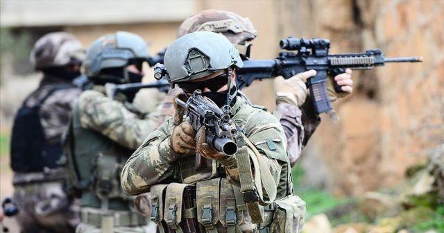 Şırnak'ta 8 terörist etkisiz hale getirildi