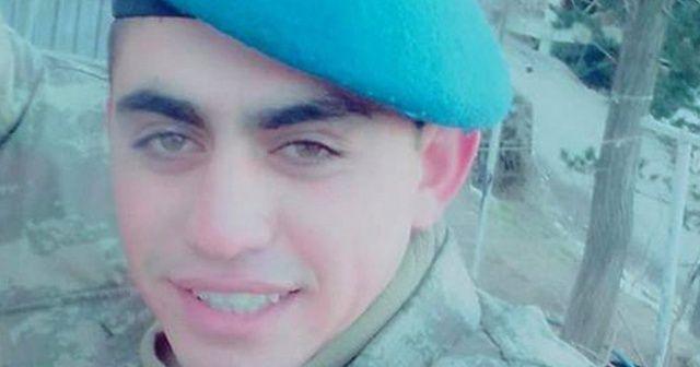 Suriye'de teröristlerle çatışma: 1 askerimiz şehit oldu