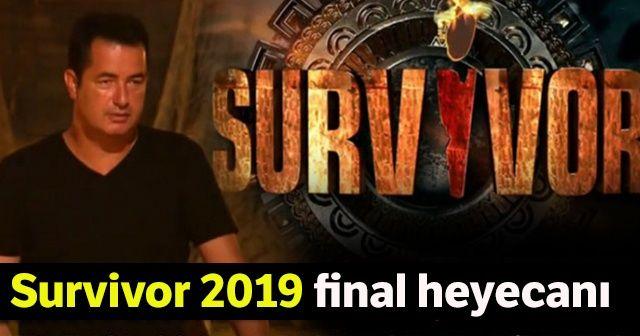 Survivor 2019 Finali Ne Zaman Yayınlanacak? SURVİVOR Finalistleri Kimler Oldu? Survivor Final Heyecanı canlı izle