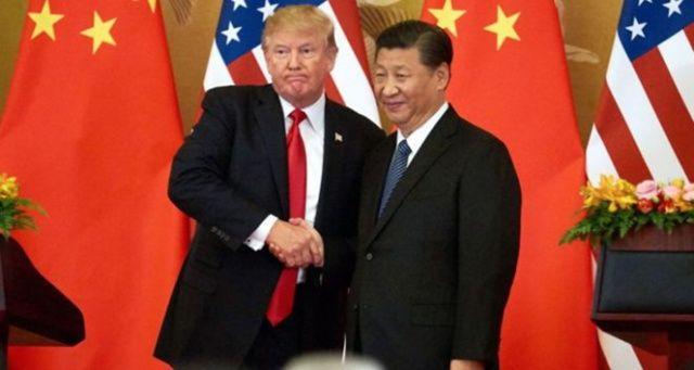 Trump: 'Çin'le ticaret anlaşması tarihi bir iş olur'