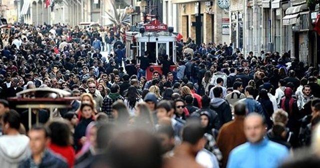 Türkiye'de yaşayan Suriyeli sayısı açıklandı