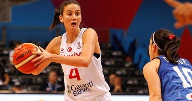 Türkiye, Slovenya'ya 62-55 kaybetti