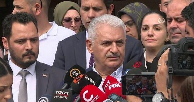Yıldırım'dan İmamoğlu ile ortak yayın açıklaması: İstanbul'un projelerini konuşacağız