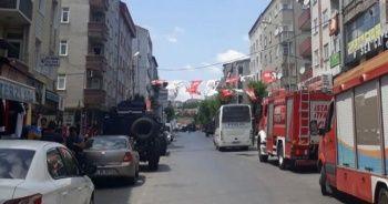 'Gri' kategoride aranan terörist İstanbul'da yakalandı
