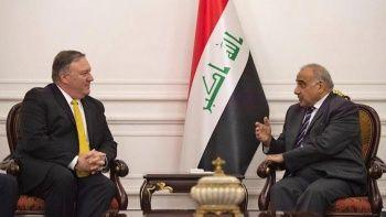 ABD Dışişleri Bakanı, Irak Başbakanı ile bölgedeki gelişmeleri görüştü