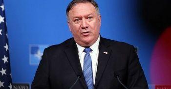 """ABD Dışişleri Bakanı Pompeo: """"İran ile görüşmeye hazırız"""""""