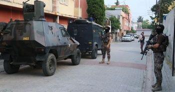 Adana'da DEAŞ'a yönelik operasyonda 10 şüpheli yakalandı