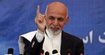 Afganistan Cumhurbaşkanı Eşref Gani ABD özel temsilcisi ile görüştü