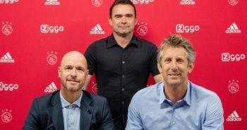 Ajax, Erik ten Hag'ın sözleşmesini 2022 yılına uzattı