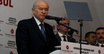 Bahçeli: 'Türkiye S-400 almak istiyorsa alacaktır, bu iş bitmiştir'