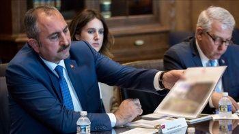 Bakan Gül: FETÖ elebaşının iadesi konusunda yeni belgeleri ABD Adalet Bakanı'na verdik