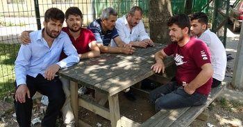 Beşiktaş'taki kazanın ardından akıllara durgunluk veren karışıklık