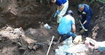 Bosna Hersek'teki yeni toplu mezarda 8 kurbanın cesedine ulaşıldı