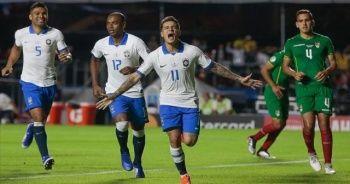 Brezilya Kupa Amerika'ya galibiyetle başladı