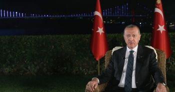 Cumhurbaşkanı Erdoğan canlı yayında soruları cevapladı